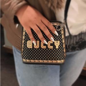 Gucci Guccy Print 7