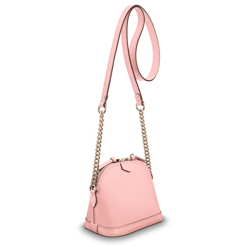 Louis Vuitton Mini Alma Chain Bag Reference Guide  aa5870c22c0a2