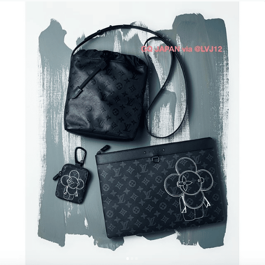 bcfb703d6bffee Louis Vuitton Men s Fall Winter 2018 Pre-Collection Introduces ...