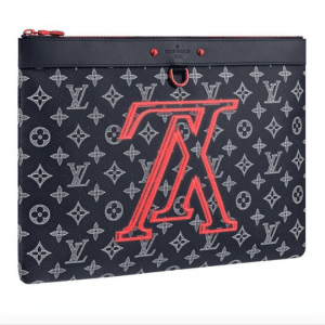 Louis Vuitton Monogram Upside Down Canvas Apollo Pochette