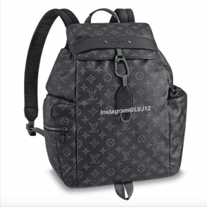 Louis Vuitton Vivienne Eclipse Discovery Backpack Bag