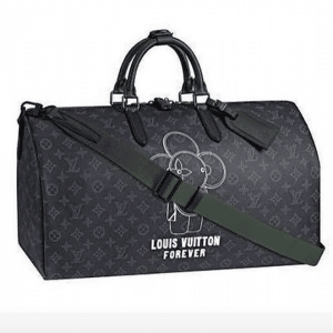 Louis Vuitton Vivienne Eclipse Keepall Bandoulière Bag