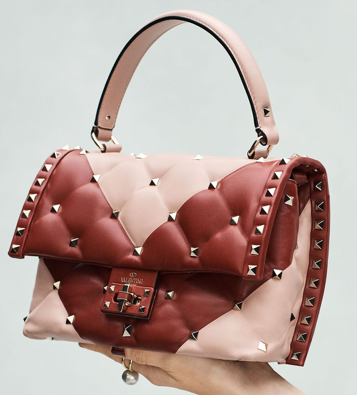 9ff65fb3a66c8 Valentino Candystud Bag Reference Guide | Spotted Fashion