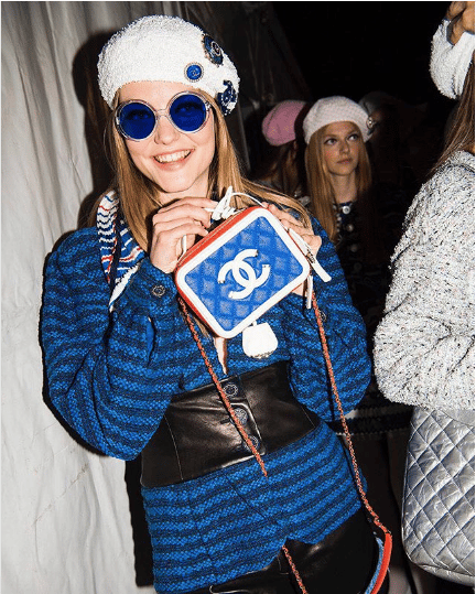 ce353e02 Chanel Cruise 2019 Bag Collection Gets A Nautical Theme | Spotted ...
