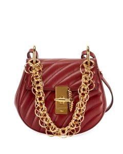 Chloe Plum Drew Bijou Mini Bag