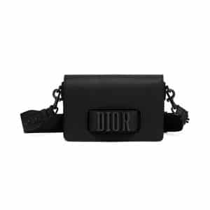 Dior Black Dio(r)evolution Medium Flap Bag