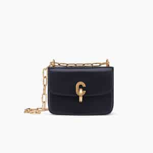 Dior Blue Lambskin Dior21st Flap Bag