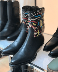 Dior Embroidered Boots - Cruise 2019