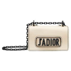 Dior Off-White J'adior Small Flap Bag