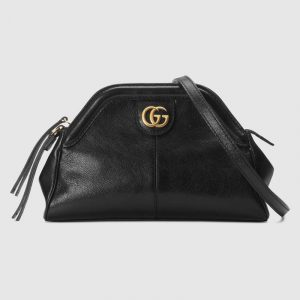 Gucci Black RE(BELLE) Small Shoulder Bag