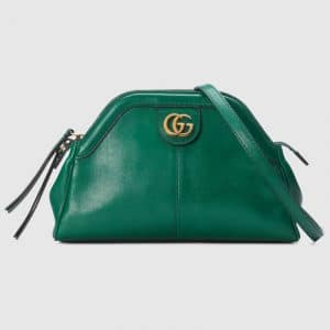 Gucci Emerald Green RE(BELLE) Small Shoulder Bag