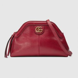 Gucci Red RE(BELLE) Small Shoulder Bag