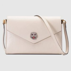 Gucci White Medium Shoulder Bag