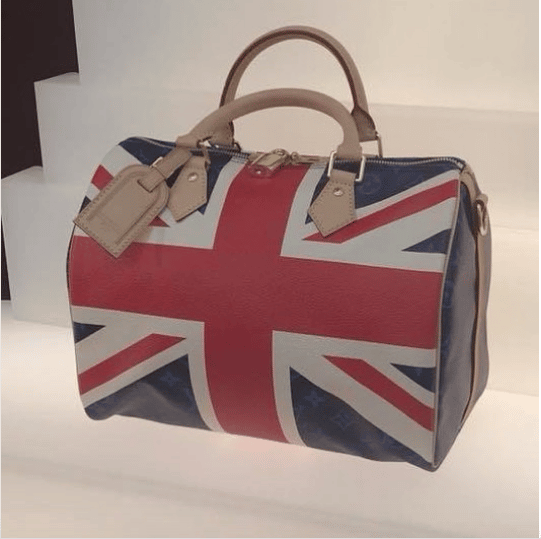 Louis Vuitton Royal Wedding Speedy Bag