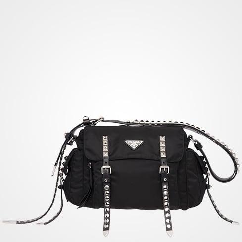 ac4e168d181865 Prada Antic Soft Shoulder Bag - black 2018 at 1stdibs. Prada Black Nylon  Bags From Spring/Summer 2018 Collection | Spotted Fashion