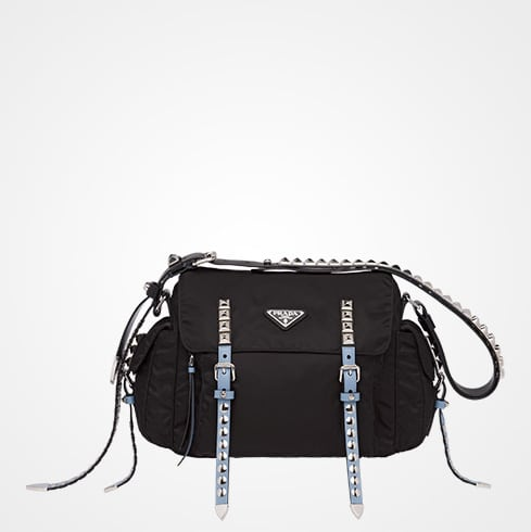 661d4a426996 Prada Black Nylon Bags From Spring Summer 2018 Collection