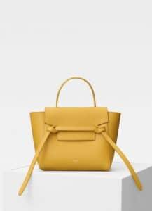 Celine Sunflower Nano Belt Bag