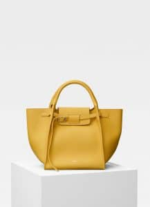 Celine Sunflower Small Big Bag with Long Strap