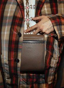 Fendi Brown Belt Bag - Spring 2019