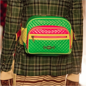 Gucci Neon Green/Pink/Yellow Belt Bag - Cruise 2019