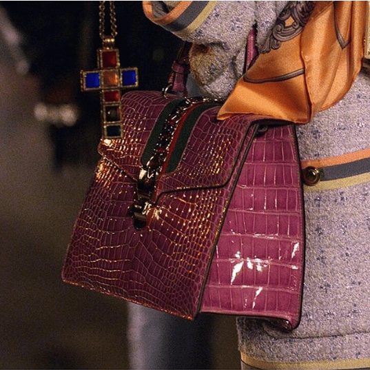 c85aed23a741 Gucci Cruise 2019 Runway Bag Collection
