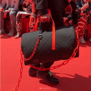 Louis Vuitton Black Monogram Keepall Bag - Spring 2019