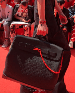 Louis Vuitton Black Monogram Steamer Bag - Spring 2019