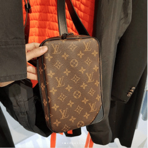 Louis Vuitton Monogram Canvas Mini Messenger Bag - Spring 2019