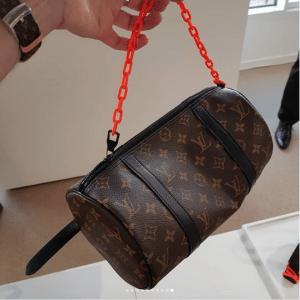 Louis Vuitton Monogram Canvas Papillon Bag - Spring 2019