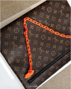 Louis Vuitton Monogram Canvas Pouch Bag - Spring 2019