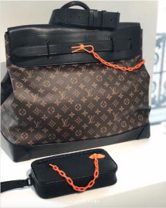 Louis Vuitton Monogram Canvas Steamer Bag - Spring 2019