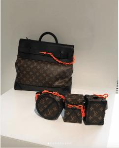 Louis Vuitton Monogram Canvas Steamer and Belt Bag - Spring 2019