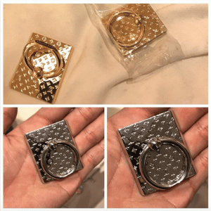 Louis Vuitton Nanogram Phone Ring Holders