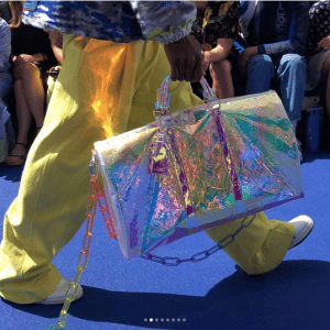 Louis Vuitton Transparent Keepall Bag - Spring 2019