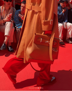 Louis Vuitton Tan Steamer Bag 3 - Spring 2019