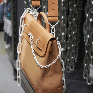 Louis Vuitton Tan Steamer Bag - Spring 2019