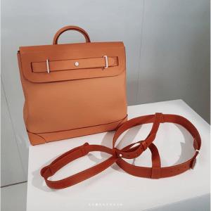 Louis Vuitton Vachetta Steamer Bag - Spring 2019