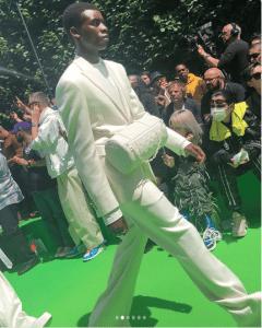 Louis Vuitton White Monogram Papillon Bag - Spring 2019