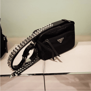 Prada Black Nylon Bag 2