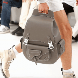 Dior Taupe Backpack Bag - Spring 2019
