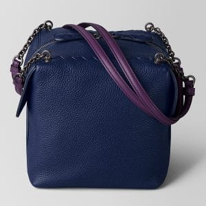 Bottega Veneta Atlantic Cervo Small Shoulder Bag