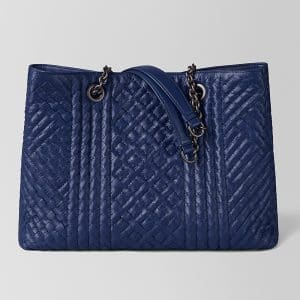 Bottega Veneta Atlantic Intrecciato Calf Tote Bag
