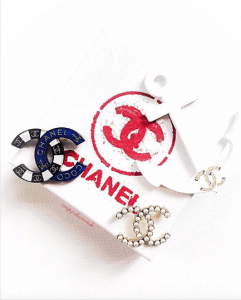 Chanel CC Brooches