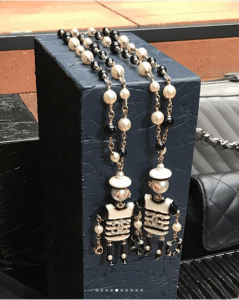 Chanel Sailor Necklaces 2