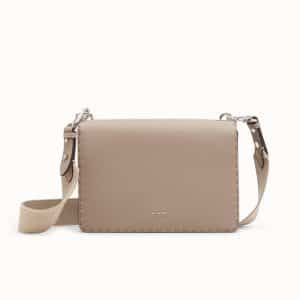 Fendi Beige Messenger Bag