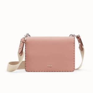 Fendi Pink Messenger Bag