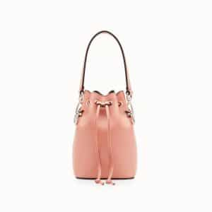 Fendi Pink Mon Tresor Small Bucket Bag