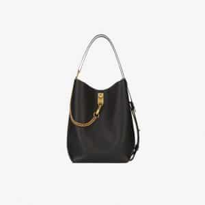 Givenchy Black GV Bucket Bag