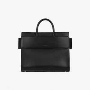 Givenchy Black Medium Horizon Bag