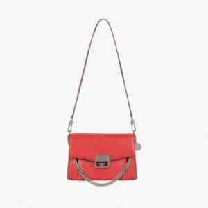 Givenchy Bright Red GV3 Small Bag